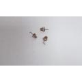 Пружина сжатия (конусная) 0,5Х3Х6 ст. БрБ2 (бронза)