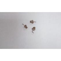 Пружина сжатия (конусная) 0,5х3х6х10 ст. БрБ2 (бронза)