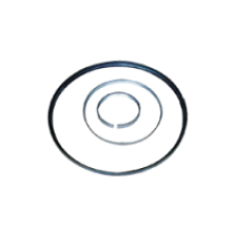 Металлические кольца 3х400