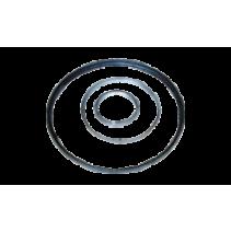 Металлические кольца 4х300